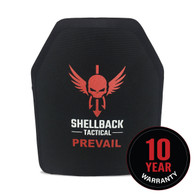 Shellback Tactical Prevail 1155 Level IV Plate Front