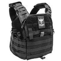 Shellback Tactical Banshee Elite 2.0 Plate Carrier Front - Black