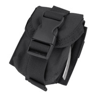Condor Single Frag Grenade Pouch Black