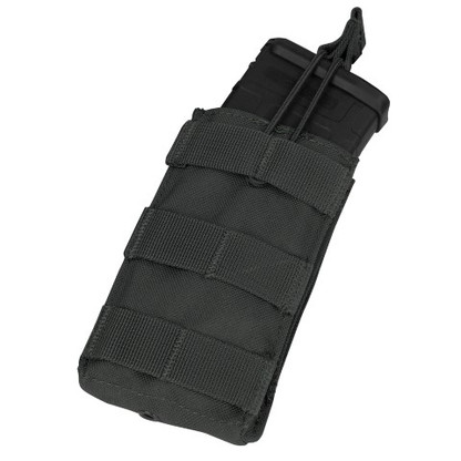 Condor Single Open Top M4 Mag Pouch Black