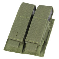 Condor Double Pistol Mag Pouch OD Green