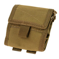 Condor Roll Up Utility Pouch Coyote 498