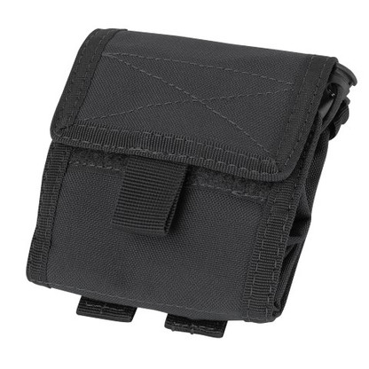 Condor Roll Up Utility Pouch Black
