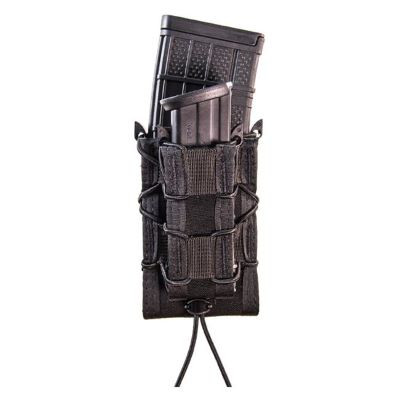 High Speed Gear Double Decker Molle Taco (11DD00BK)