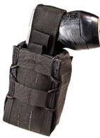 High Speed Gear Stun Gun Molle Taco (11SG00BK)
