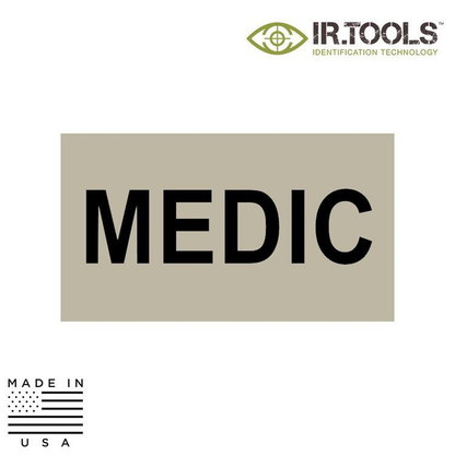 IR.TOOLS Infrared Medic Patch