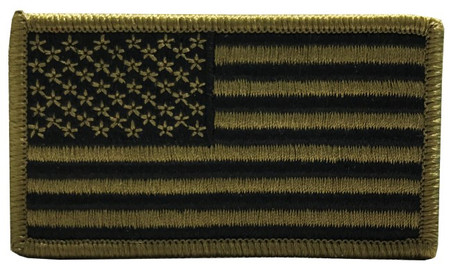 Shellback Tactical Army OCP Forward Flag Patch