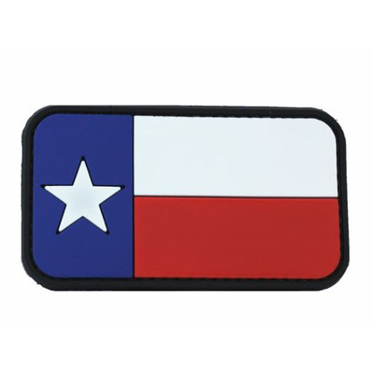 Texas Flag PVC Patch