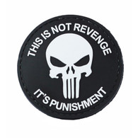 This is not revenge PVC Patch