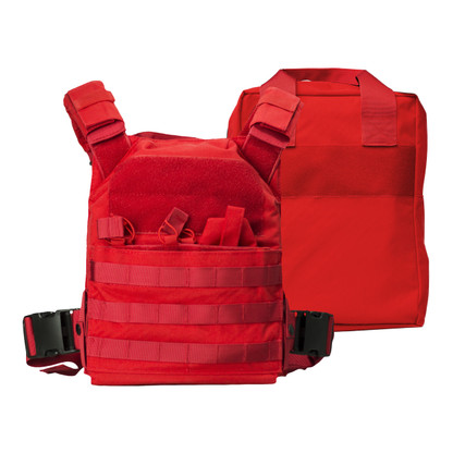 Shellback Tactical Defender Active Shooter Nylon Kit Red