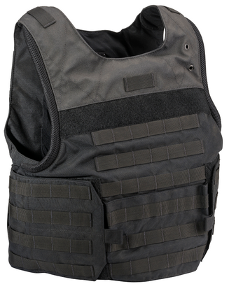 Shellback Tactical Aggressor Armor Carrier - Closeout Black Front