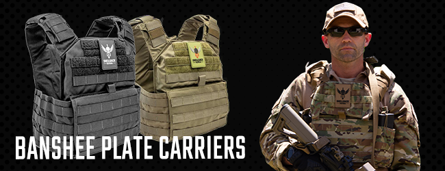 Banshee Plate Carriers
