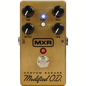 MXR Custom Badass Modified O.D. M77 Overdrive Effects Pedal (M77)
