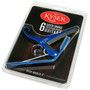 Kyser KG6U Quick Change 6-String Acoustic Guitar Capo, Blue