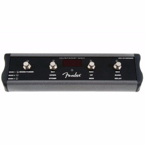 Fender 4-Button Footswitch for Mustang Series Amplifiers