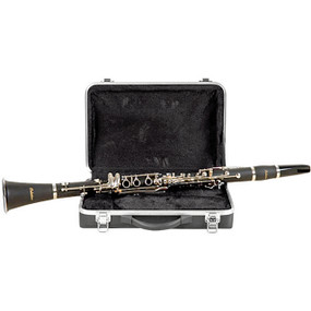 Palatino WI-801-C Student Bb Clarinet With Case, Ebonite - B Flat Clarinet