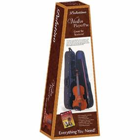 Palatino VNKIT 4/4 Size Beginner Student Violin Player Kit (VN-KIT)
