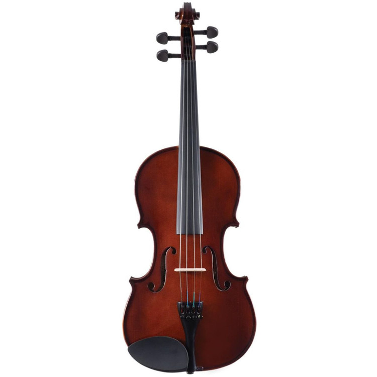 Palatino VN-350 Campus Hand-Carved Violin Outfit with Case & Bow, 3/4 Size