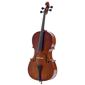 Palatino Allegro VC-455 Cello with Case, 3/4 Size