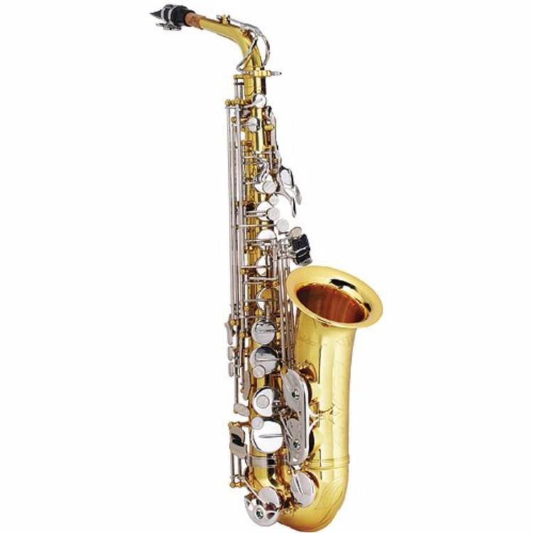 Eldon by Antigua Winds Eb Alto Saxophone With Case EAS410LN