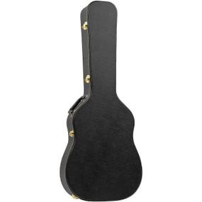 Guardian CG-020-D Hardshell Case for Dreadnought Acoustic Guitar, Black (CG-020-D)