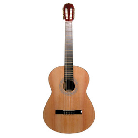 Main Street MAC39 Nylon String 39 Inch Classical Acoustic Guitar, Natural (MAC39)