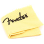 Fender 099-0400-000 Treated Guitar Polish Cloth, Yellow