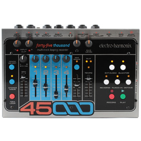 Electro-Harmonix 45000 Stereo Multi-Track Looping Recorder with Power Supply