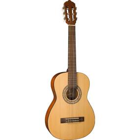 Oscar Schmidt OCHS Student 1/2 Size Classical Acoustic Guitar, Natural