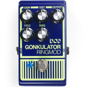 DigiTech DOD Gonkulator Ring Modulator Effects Pedal