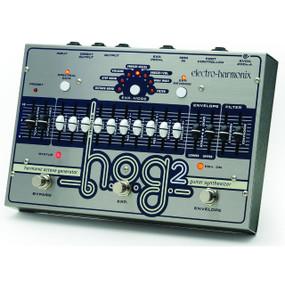 Electro-Harmonix HOG2 Harmonic Octave Generator Effects Pedal (HOG2)
