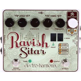 Electro-Harmonix RAVISH SITAR Emulation Effects Pedal