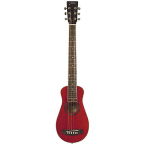Johnson JG-TR2 Trailblazer 6-String Acoustic Travel Guitar with Gig Bag