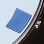 RTOM Original Moongel Drum Damper Pads, Blue (6 Pads Total) (RT-MG)
