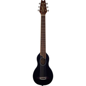 Washburn Rover RO10B Steel String Travel Acoustic Guitar Pack