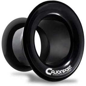KickPort KPCP1BL CajonPort Sonic Enhancement Insert, Black