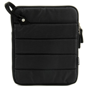MONO CVL-LPD-BLK Loop iPad Sleeve, Jet Black