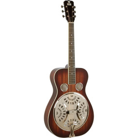 Recording King RR-50-VS Professional Roundneck Acoustic Resonator Guitar (RR-50-VS)