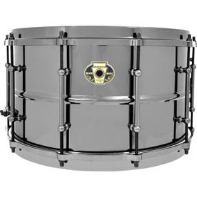 "Ludwig LW0814 Black Magic 8"" X 14"" Snare Drum"