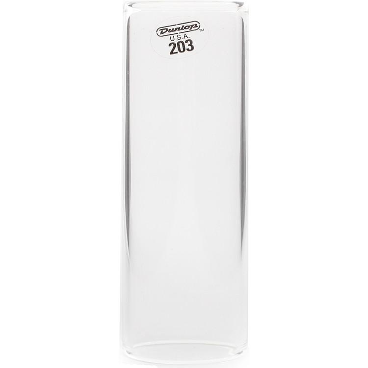 Dunlop 203 Tempered Glass Slide, Regular Wall Thickness, Large