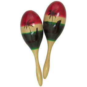 Ludwig LE-2365 Wood Crafted Maracas