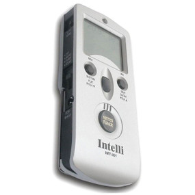 Intelli IMT-301 5-in-1 Digital Metronome, Tuner, Pitch Generator, and Temperature/Hygrometer Meter