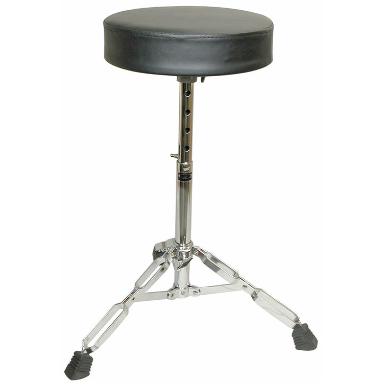 GP Percussion D250 Double Braced Drummer's Throne