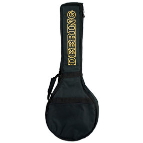 Deering Deluxe Padded Gig Bag for Open Back Banjos
