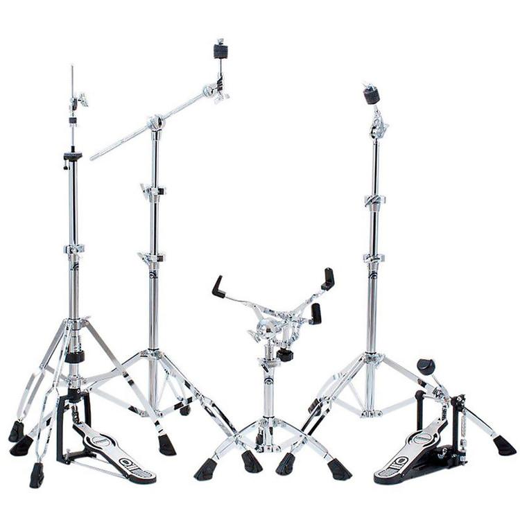 Ludwig LASPACK Atlas Standard 5-Piece Drum Hardware Pack