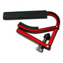 Shubb L2 Lite Capo for Nylon String Classical Acoustic Guitar, Red (SH-L2RED)