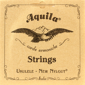 Aquila 10U New Nylgut Tenor Ukulele Strings, High G