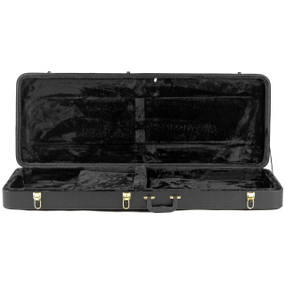 Guardian CG-020-X Hardshell Case for Explorer/Firebird Style Electric Guitar, Black