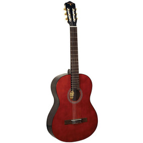 Indiana IC-15 Full Size Nylon String Classical Guitar, Natural