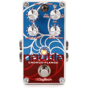 DigiTech Nautila Chorus and Flanger Guitar Effects Pedal